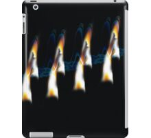 Marching Monk Flames iPad Case/Skin