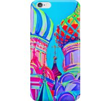 St Basil's Cathedral, Moscow iPhone Case/Skin