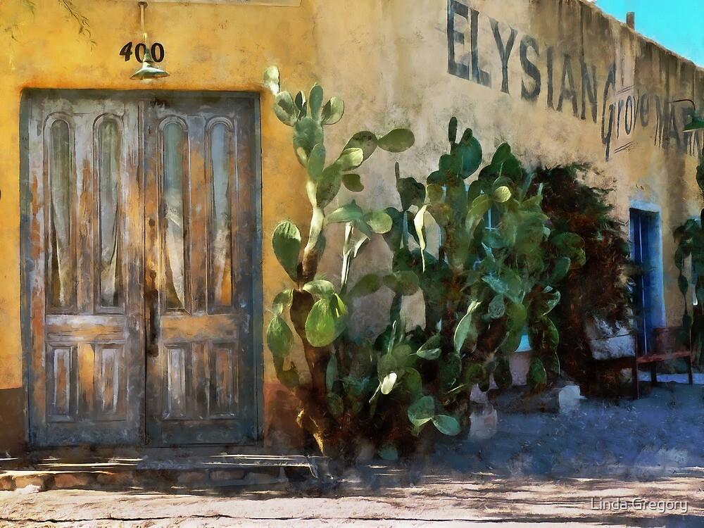 Elysian Grove Market II by Linda Gregory
