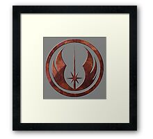 The Order of the Jedi Framed Print