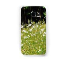 White Stars Samsung Galaxy Case/Skin