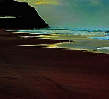 Bar Beach Morning by Ross Hipwell