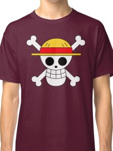 One Piece | Monkey D. Luffy Skull Classic T-Shirt