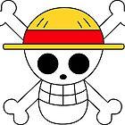 One Piece | Monkey D. Luffy Skull by DwalinR