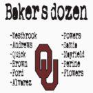 Baker Mayfield by alkapone26
