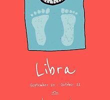 Star Signs: Libra by Awful Artwork
