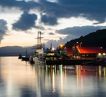 Oban Twylight  by Rob Hawkins