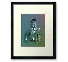 Chris Colfer Framed Print