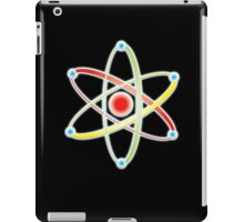 ATOM, ATOMIC, SMALL, Physics, Science, Neutrons, Protons, Electrons, Nuclear, Energy, Fission, Fusion  iPad Case/Skin