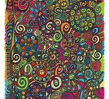 Swirl City no.1 by billypittman