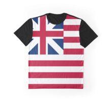 GRAND UNION FLAG Graphic T-Shirt