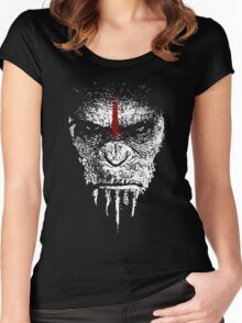 War is Coming Women's Fitted Scoop T-Shirt