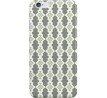 Green and Gray Textured Wallpaper iPhone Case/Skin