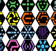 Phantasy Star Online - Icons Sticker