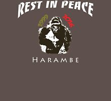 Harambe - Rest in peace [1] Unisex T-Shirt