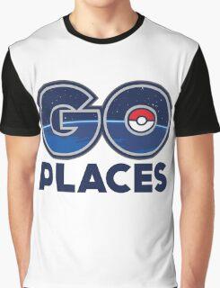 Go Places Graphic T-Shirt