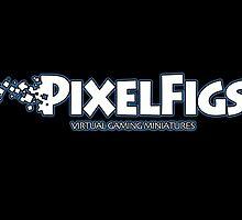 PixelFigs® Virtual Gaming Miniatures GEAR! by Fred-Lang