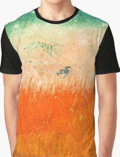 orange view  Graphic T-Shirt