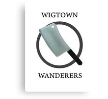 Wigtown Wanderers Canvas Print