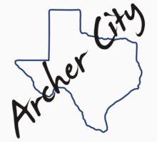 Archer City Texas Kids Tee