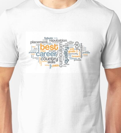 best way Unisex T-Shirt