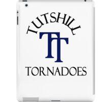 Tutshill Tornadoes iPad Case/Skin