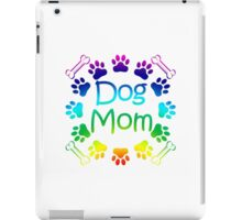 Dog Mom iPad Case/Skin