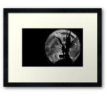 Death Note Ryuk Framed Print
