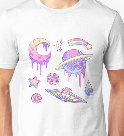 Pastel Galaxy Unisex T-Shirt