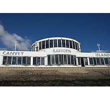 The Labworth Cafe, Canvey Island, Essex Photographic Print
