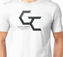 Guilty Crown Logo Unisex T-Shirt
