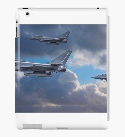 RAF Typhoon Squadron iPad Case/Skin
