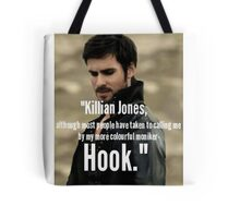 Hook Tote Bag
