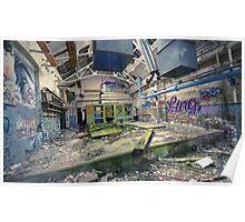 Destroyed Room Poster