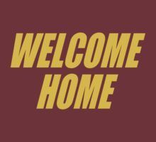 Welcome Home by Paducah