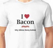 I LOVE BACON! Unisex T-Shirt