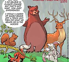 Bear Facts: Greenhouse Gasses  by Rick  London