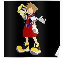 Kingdom Hearts-Sora Poster