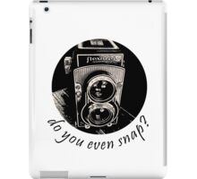 Vintage Camera iPad Case/Skin