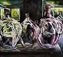 in the old cellar by Roman Burgan