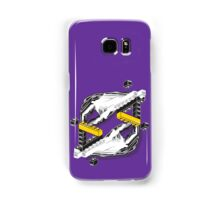 Hands Building Hands - Yellow Samsung Galaxy Case/Skin