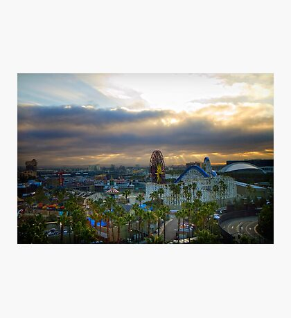 View from Paradise Photographic Print
