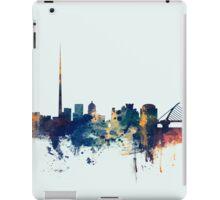 Dublin Ireland Skyline iPad Case/Skin