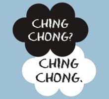 Ching Chong? Ching Chong.  by Drawingsbymaci