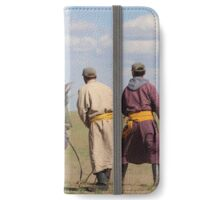 Nomadic Culture iPhone Wallet/Case/Skin