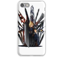Final Fantasy and Game of Thrones mashup iPhone Case/Skin