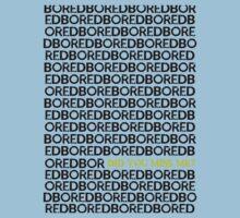 Am I Boring You? One Piece - Short Sleeve
