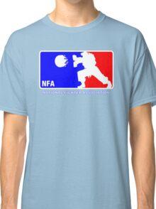 -GEEK- Street Fighter NBA Style Classic T-Shirt