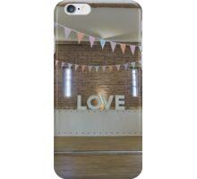 LOVE the dancefloor  iPhone Case/Skin