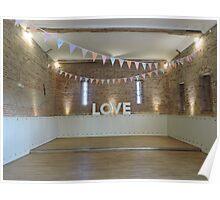 LOVE the dancefloor  Poster